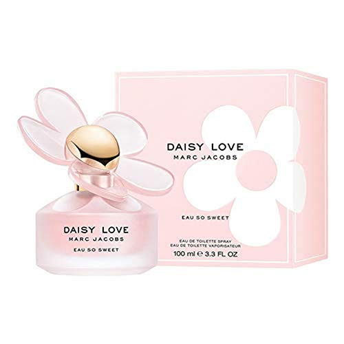 Marc Jacobs Daisy Love Eau So Sweet Women 3.3 Oz EDT Spray