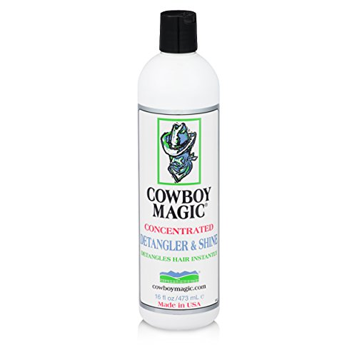 Cowboy Magic Detangler & Shine 16 Ounce -