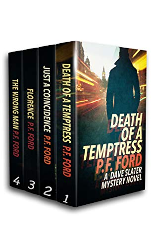 - Dave Slater Mysteries Boxed Set 1 (Dave Slater Mystery Novel Box Sets)