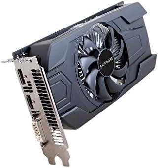 Sapphire Radeon RX 460 2G D5 OC Single Fan 2 GB GDDR5 - Tarjeta ...