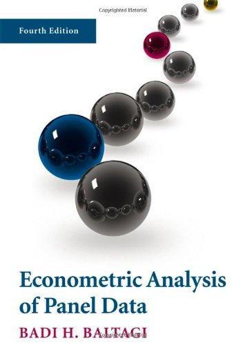 economatrics anakysis Curtis kephart is a international economics phd candidate at uc santa cruz interpret regression coefficient estimates - {level-level, log-level, level-log & log-log regression.