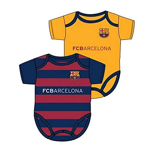 ed50ebc3382 Barcelona - Baby Onesie Set (Home   Away) (6 to 9 Months)