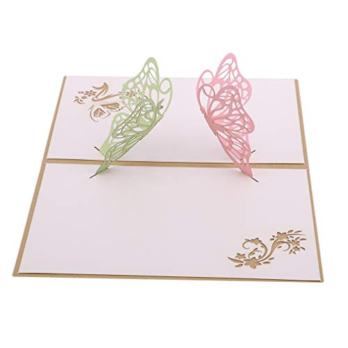 - Dolland 3D Stereo Greeting Card Different Shape Flower Decoration Birthday Card Pop Up Wish Cards,Love Postcard