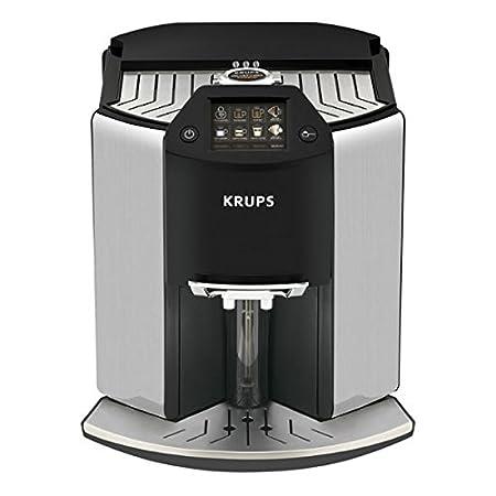 Krups EA 907 D Barista New Age Steel - Cafetera automática ...