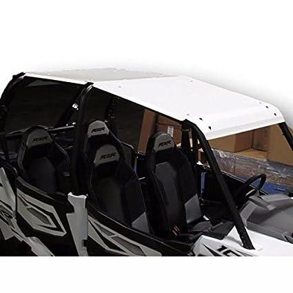 Amazon.com: 2014-2019 4-Door Polaris RZR XP 1000/Turbo/900 Aluminum Roof (White): Automotive