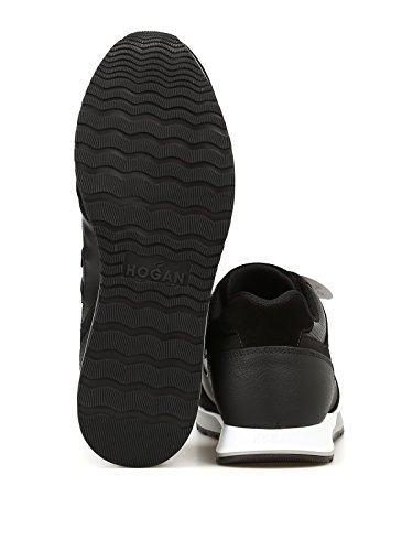 Sneakers Hogan HXM3210K150II6B999 H321 Uomo Nero p1X6wS