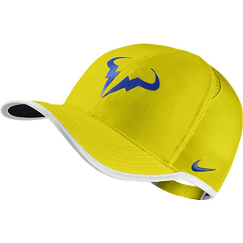 best service dbdf8 4fc3e Nike Rafa Featherlight Hat Optic Yellow (Adult Unisex) - Buy Online in Oman.    Sporting Goods Products in Oman - See Prices, Reviews and Free Delivery  in ...