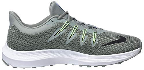 Ginnastica Black Green Mica Twilight NIKE Uomo Marsh Quest Scarpe Basse Multicolore 001 da znqxtS8w6