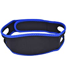 Moonguiding Stop Snoring,Adjustable Anti-Snoring Chin Strap Anti Snoring Jaw Strap Safe Natural Comfortable