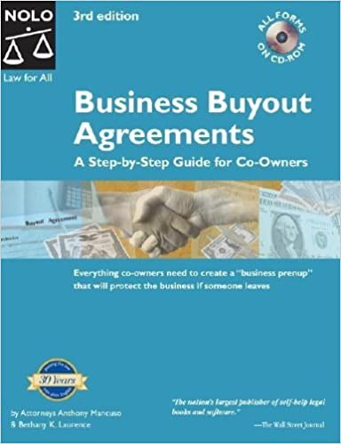 Business Buyout Agreements A Step By Step Guide For CoOwners