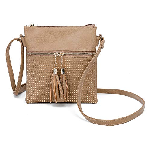 London Femme Sac Craze Clair Bandoulière Marron TUHq7nWSw