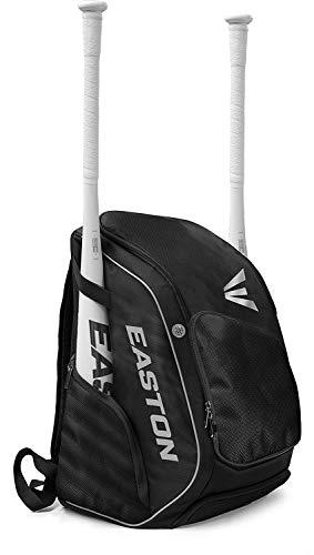 Easton Fielders Glove - Easton Elite X Baseball Backpack, Black