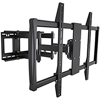 Amazon Com Monoprice Full Motion Wall Mount Bracket For