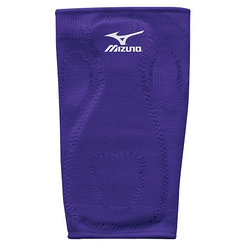 Purple Adult Mizuno Baseball/Softball Wide Base Slider Kneepad