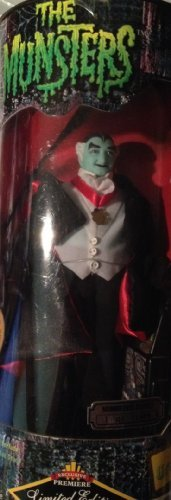 Al Lewis - Gründpa Munster - The Munsters Doll   Figure - Limited Edition by The Munsters
