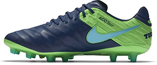 Nike Mens Tiempo Legend Vi (ag-pro) Soccer Cleat (coastal Blue)