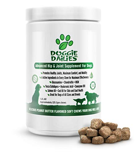 Doggie Dailies Glucosamine for