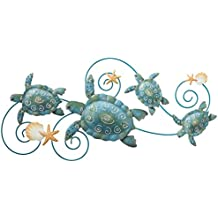 """Regal Art and Gift 5073 Regal Art &Gift Sea Turtle Wall Decor, 31"""""""
