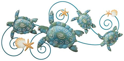 Regal Art and Gift 5073 Sea Turtle Wall Decor, 31
