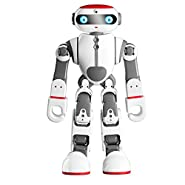Goolsky Wltoys F8 Dobi Intelligent Humanoid Robot Voice/APP Control Toy with Dance Yoga Storytelling for Children Gifts