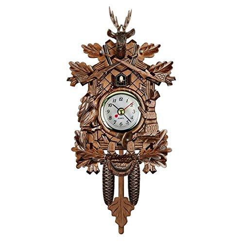 RoseSummer Cuckoo Clock (DEER HEAD)