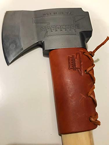 Hardcore Hammers Leather Axe Handle Collar