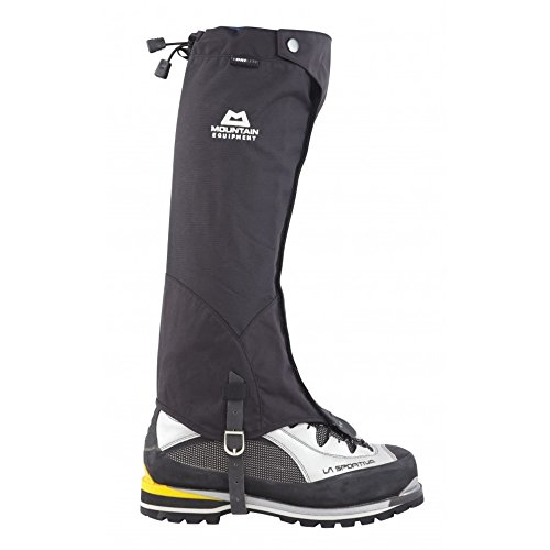 Mountain Equipment  escupió fuelle trail Negro (Black)