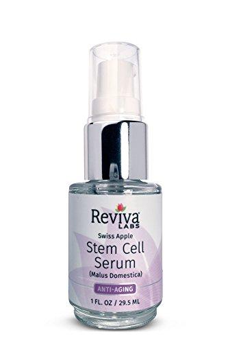 1 Ounce Swiss (Reviva - Reviva Stem Cell Booster Serum W/ Swiss Apple Stem, 1 fl oz serum)