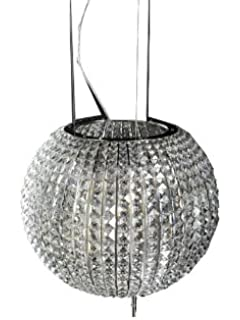 Elica Star Chrome 47cm Cooker Hood / Extractor Fan: Amazon.co.uk ...