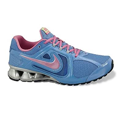 Amazon.com | Nike Blue Reax Run 8 Running Shoes - Women
