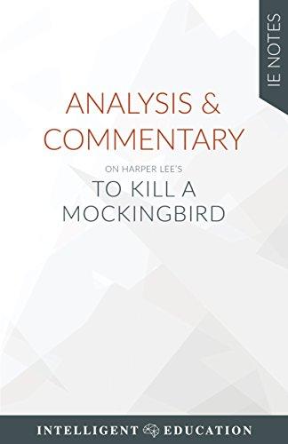 to kill a mockingbird character notes