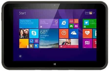 HP Pro Tablet 10 EE G1 Net-tablet PC - 10.1