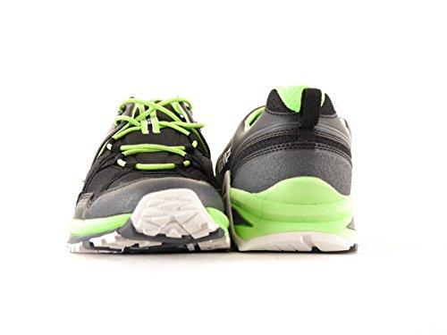 CMP Laufschuh Freizeitschuh Sneaker Schwarz Profilsohle Gummi Mesh 3Q54157