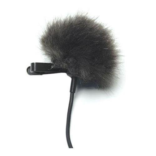 k-tek FuzzyシャワーキャップスタイルLavウインドスクリーン – ブラック B003P7P2PS