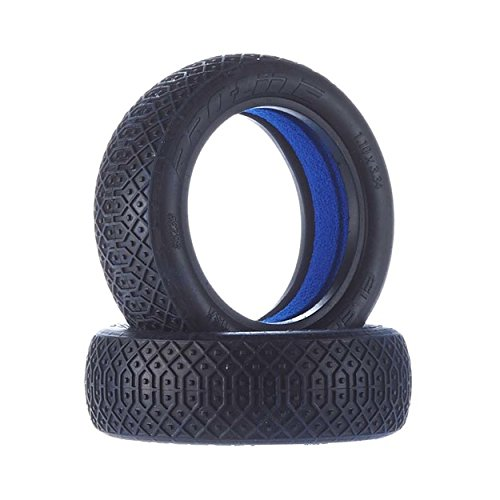Buggy Tire (ProLine 823917 Electron 2.2 2Wd Mc Clay Off-Road Buggy Front Tires)
