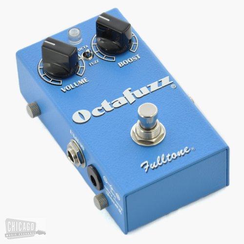 - Fulltone Octafuzz of-2 Fuzz/Octave