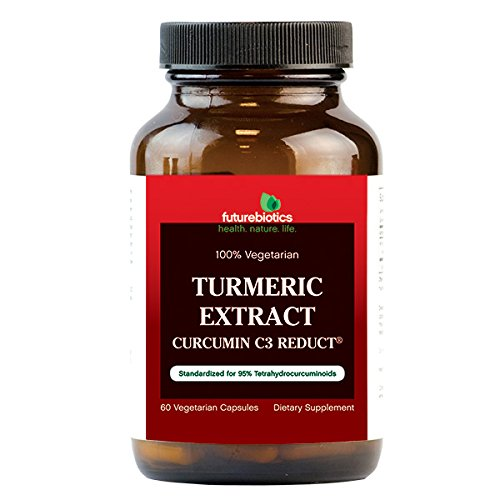 Futurebiotics Turmeric Extract, Curcumin C3 Reduct, 60 Vegetarian Capsules
