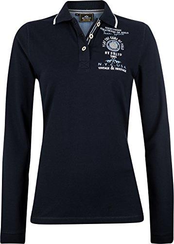 HV Polo Polo Shirt Portia S navy