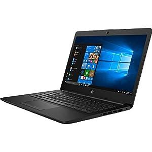 HP 14 Intel Core Pentium Gold Processor 14-inch Thin and Light Laptop (4GB/256GB SSD/Windows 10 Home/Jet Black/1.47 kg…
