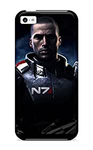 Perfect Fit HlAElGs4387kTcAd Mass Effect Case For Iphone - 5c Sending Free Screen Protector