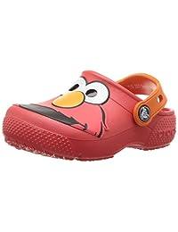 Crocs Kid's Crocsfunlab Elmo Clogs