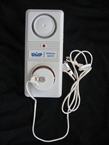 UMP Economy Personal Sentry Alarm – UMP Alarm Review