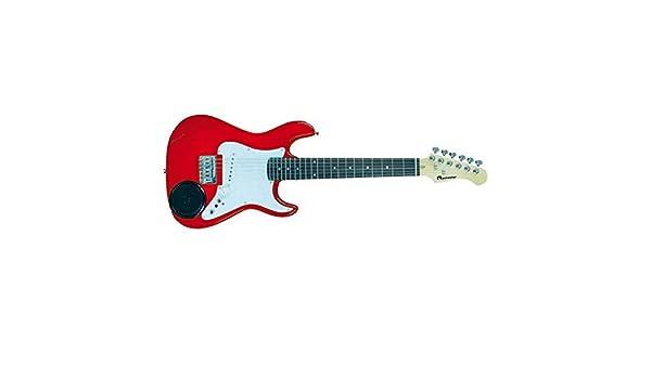 Rochester - R1-rd roja guitarra electrica: Amazon.es: Instrumentos ...