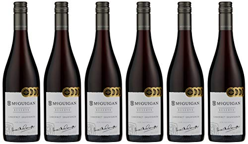 McGuigan Reserve Cabernet Sauvignon, 75cl (Case of 6)