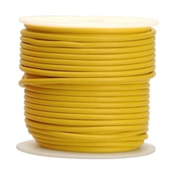 Coleman Cable 18-100-14 Primary Wire, 18-Gauge 100-Feet Bulk Spool ...