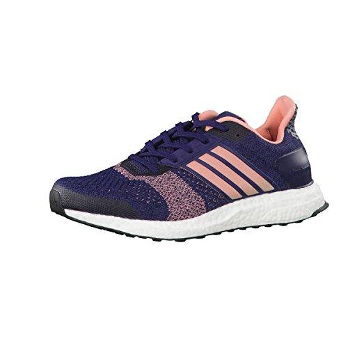 Adidas Ultra Boost ST Women's Zapatillas Para Correr - SS17 Azul
