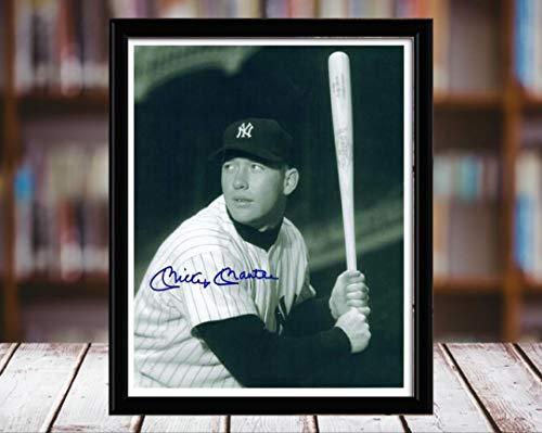 aph Replica Print - Yankee Stadium - 5x7 Desktop Framed Print - Portrait ()