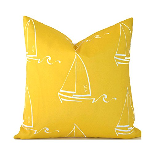 Outdoor Decorative Throw Pillow Cover Any Size OD Seaton Pineapple