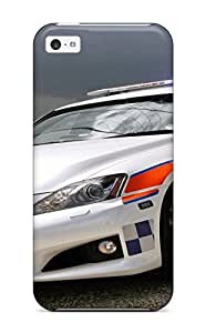 New Style Tpu 5c Protective Case Cover/ Iphone Case - Police Vehicles Cars Other
