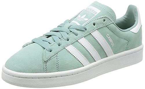 Adidas Campus - Bz0082 - Kleur Grijs-lichtblauw - Size: 10.0